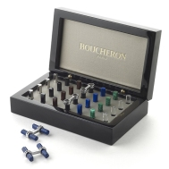 Boucheron Epure Cufflinks Sets - for an elegant dad