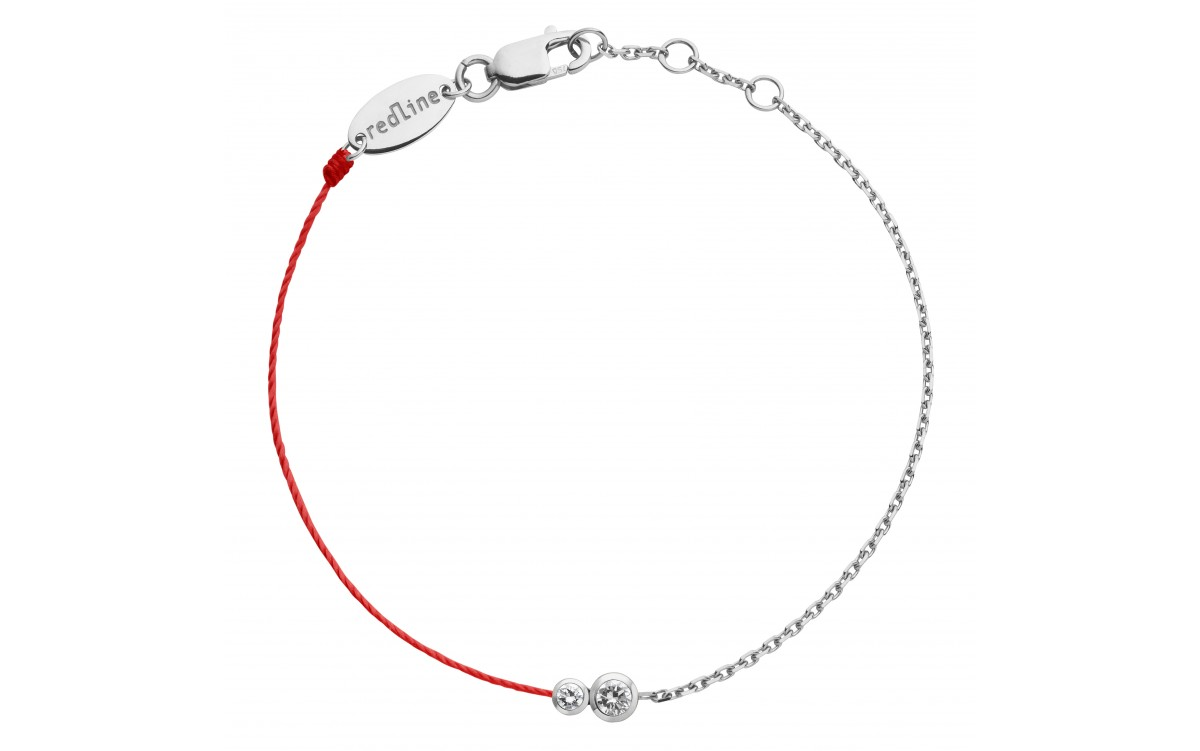 copy reply bracelet a leave red alkemistry line thread jewellery pure luxury redline cancel