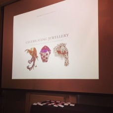 Throwback of Sotheby's Institute of Art's Celebrating Jewellery Course