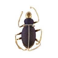 Lito Scarab brooch/ pendant