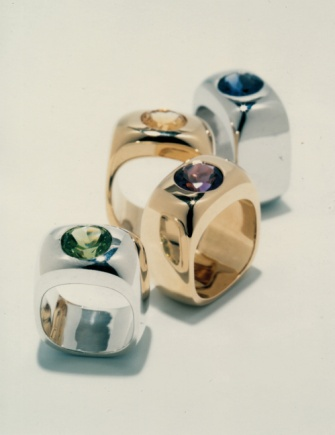 Vintage Margot rings