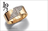 Diamond Hinged Bracelet