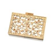 Silver-gilt, Pink Gold and Ruby Minaudière, Boucheron, Paris (Estimate 16,000 — 24,000 HKD)